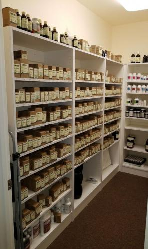 Supplements Room